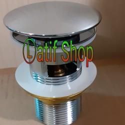 Kepala Afur model Toto T6 JV6 /tutup wastafel silfra model Toto T6JV6