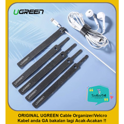 UGREEN Velcro Tape Cable Organizer Pengikat Kabel Ties Nylon