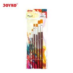 Brush / Kuas Cat Air / Cat Minyak / Lukis / Acrylic Joyko BR-4