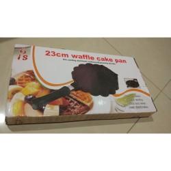cetakan kue waffle / cetakan wafel