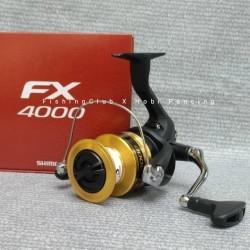 Reel Shimano Fx 4000 new model 2019