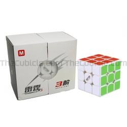 Rubik 3x3 Thunderclap V3 M / V3M 3x3 White Base Original