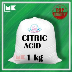 Monosodium Citric Acid / Asam Sitrun / Citrun 1 kg CAP GADJAH