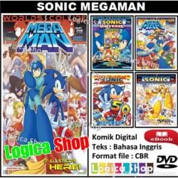 Komik Digital Sonic Megaman (ebook)