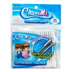 CharMi Plastic Stick Earpick 181