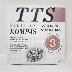 Buku. TTS Pilihan Kompas 3