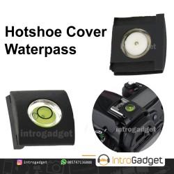 Hotshoe Cover Waterpass level for Canon Nikon FujiFilm Sony