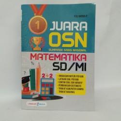 Juara OSN Matematika SD/MI