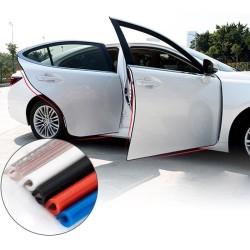 List karet Pintu 5m Pelindung Pintu Dekorasi Peredam Mobil Universal - Hitam