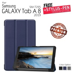 Samsung Galaxy Tab A 8 8.0 A8 2019 T295 - Magnetic Leather Flip Case