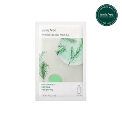 [innisfree] My Real Squeeze Mask - Tea Tree EX (Trouble & Oily Skin)