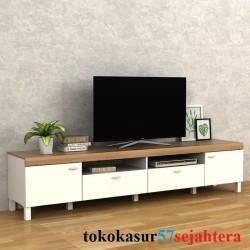 Meja TV - Benedict TV210 WHITE - Prodesign Bavarian