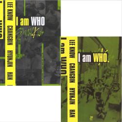[CD Original] Stray Kids - I am WHO (2nd Mini Album)
