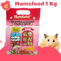 Makanan Hamster Hamsfood 1 Kg