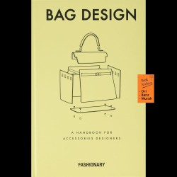(Ready Stock) Bag Design Fashionary (Hardcover)