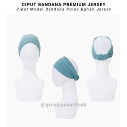 Ciput Bandana Jersey Premium / Inner Jilbab Jersey