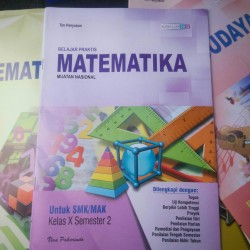 LKS SMK MATEMATIKA KELAS 10 SEMESTER 2 viva