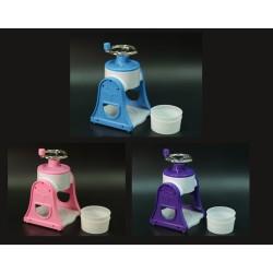 NEW Alat Serut Es Generasi 2 Ice Shaver Serutan Es Batu Kepal 0493 - Biru