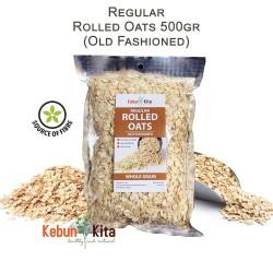 Oatmeal 500gr ( Reguler Rolled Oat Meal )