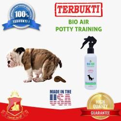 Spray Melatih Pipis dan Pup Anjing - Dog Potty Toilet Training 100ML