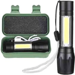 Senter Swat Mini Zoom / Senter Police LED- U3