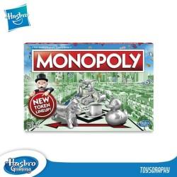 Hasbro MONOPOLY Classic Board Game ORIGINAL Licensed Gaming