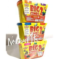 Fun Doh BIG COMBO 2 Refill - Lilin Mainan Anak FunDoh PlayDoh Play Doh