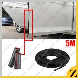 List karet Pintu 5m List Pintu Mobil Door Guard Strip Rubber