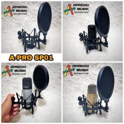 Shockmount APRO SP01 SP 01 SP-01 for AT2020 C03 C01 C1