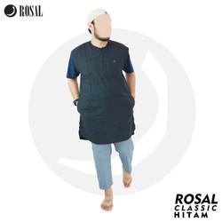 ROSAL - Rompi Pakaian Sholat Solat Baju Koko Gamis Pakistan Pria