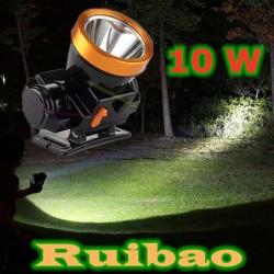 Senter Kepala Headlamp Super LED 10 W / Anti Air 10 W