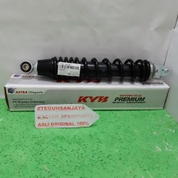 Shockbreaker ALL Vario 125 Vario 150 Fi / Led KYOC-5400H Hitam Kayaba