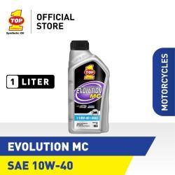 TOP 1 Evolution MC 10W-40 JASO MA2 (1L)