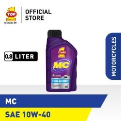Oli Motor TOP 1 SMO MC SAE 10W-40 | 0.8 Liter