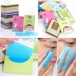 Kertas minyak wajah face oil control paper linen tisu muka
