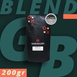 KOPI BLEND NARAKOPI - BLEND GB - ESPRESSO 200 GR