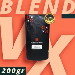 KOPI BLEND NARAKOPI - BLEND VX - ESPRESSO 200 GR