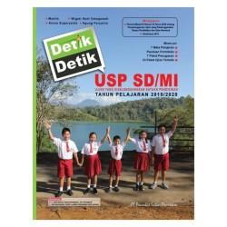 Detik USP SD Terbaru ta 2019 / 2020 USBN SD Penerbit Intan Pariwara