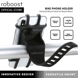roboost Bike Phone Holder Universal Mount Stand for Bicycle Motor