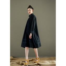 NONA Blake Dress Black