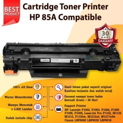 Toner Cartridge Compatible 85a CE285a HP 1102 P1102 HP-1102