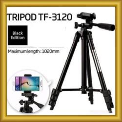 Tripod 3120 Black 1 Meter Plus Holder U Universal Tripod HP Camera