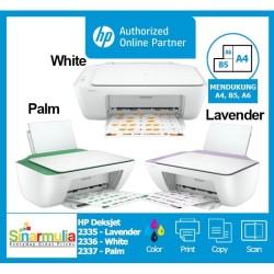 Printer HP 2335/2336/2337 Deskjet all in one Print Scan Copy