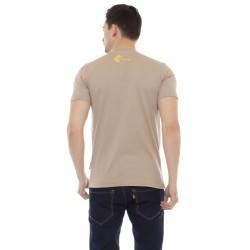 HIPSTER (t-shirt) kaos lengan pendek warna khaki
