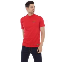 HIPSTER (t-shirt)kaos lengan pendek warna merah