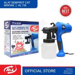 HL 719 Electric Sprayer / Alat Semprot Cat Minyak Elektrik