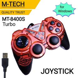 Gamepad Single Turbo MT 8400 / Joystick Stik Computer PC / Laptop