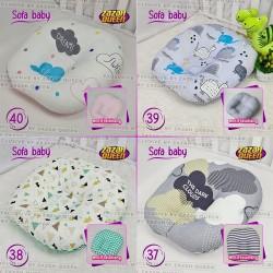 [MOTIF BARU] Sofa Baby / Sofa Bayi Empuk / Tempat Tidur Bayi