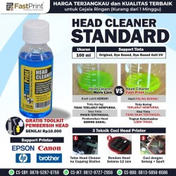 Head Cleaner Standard Fast Print 100 ML