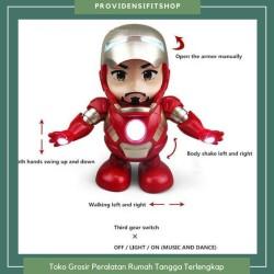 Dance hero Iron man